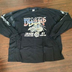 World famous deals gap dragon motorcycle shirt
